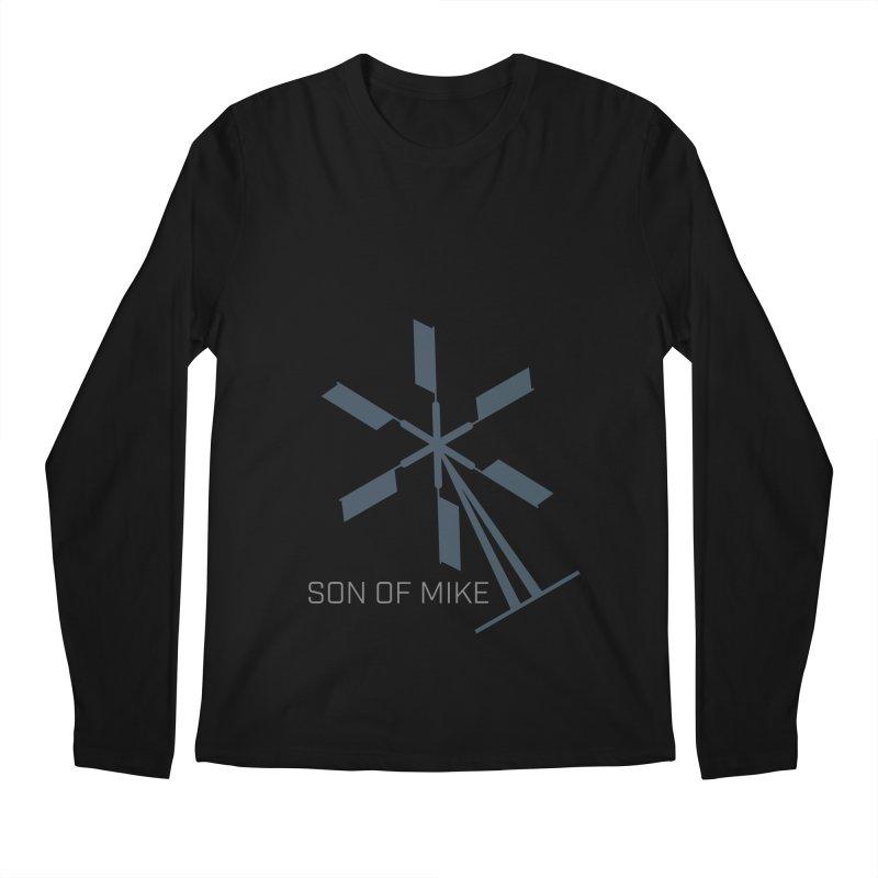 """Son of Mike """"Windmill II"""" Men's Regular Longsleeve T-Shirt by Turkeylegsray's Artist Shop"""