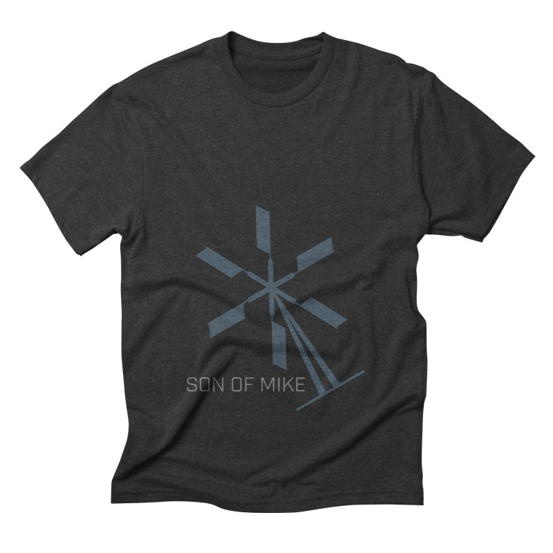 "Son of Mike ""Windmill II"" Men's Triblend T-Shirt by Turkeylegsray's Artist Shop"