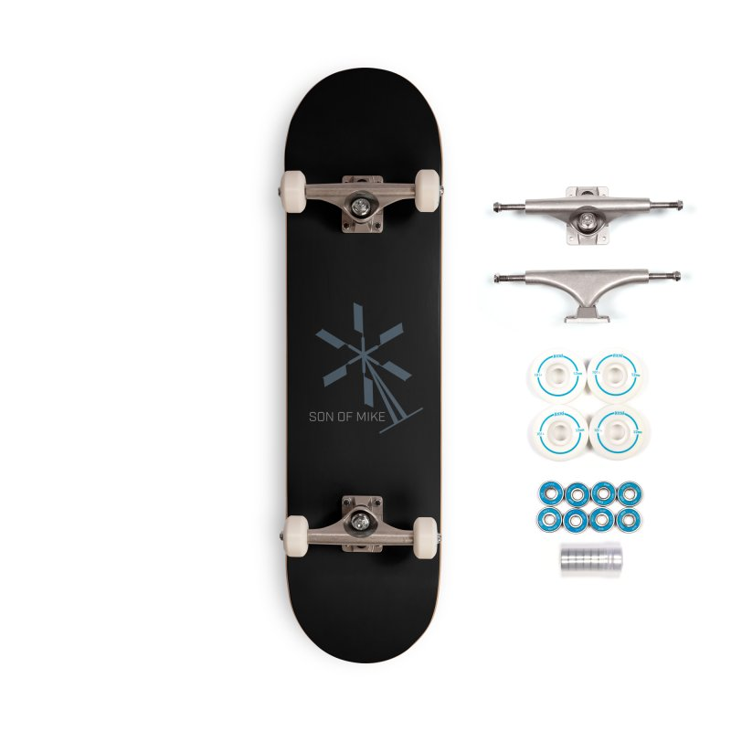 """Son of Mike """"Windmill II"""" Accessories Complete - Basic Skateboard by Turkeylegsray's Artist Shop"""