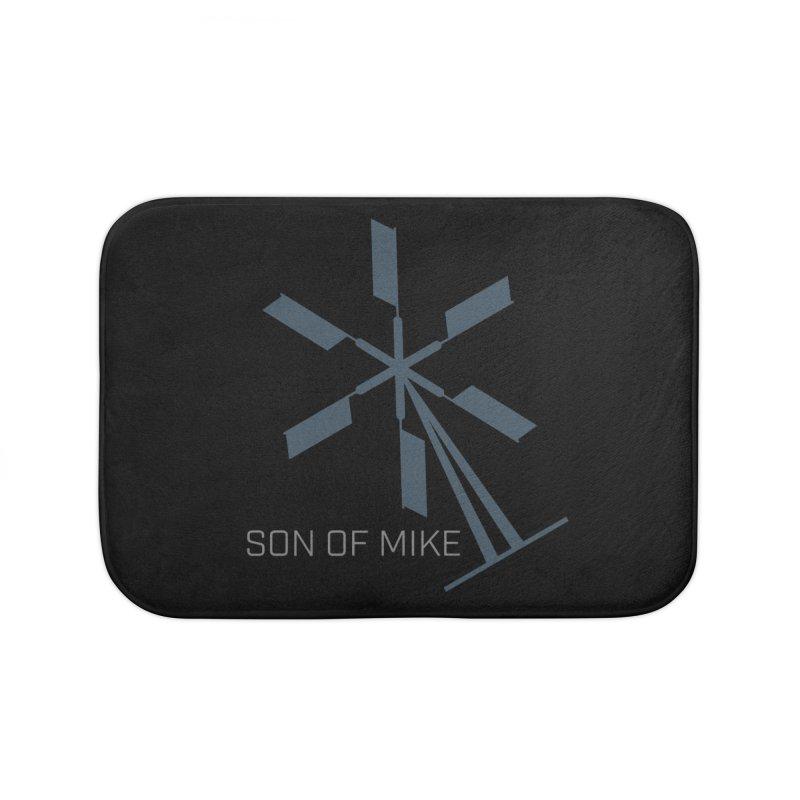 "Son of Mike ""Windmill II"" Home Bath Mat by Turkeylegsray's Artist Shop"