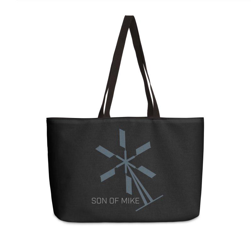 """Son of Mike """"Windmill II"""" Accessories Weekender Bag Bag by Turkeylegsray's Artist Shop"""