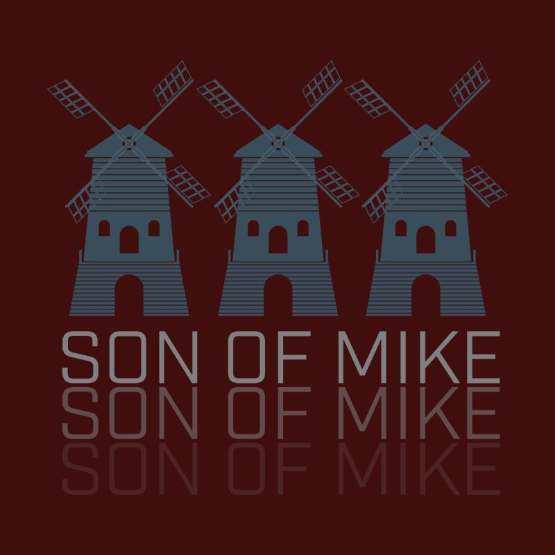 "Son of Mike ""Windmill III"" Men's V-Neck by Turkeylegsray's Artist Shop"