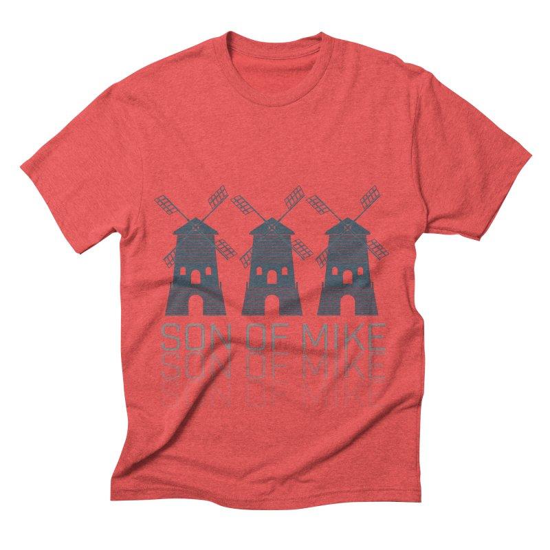 "Son of Mike ""Windmill III"" Men's Triblend T-Shirt by Turkeylegsray's Artist Shop"