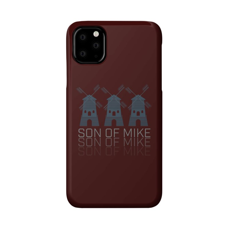 "Son of Mike ""Windmill III"" Accessories Phone Case by Turkeylegsray's Artist Shop"
