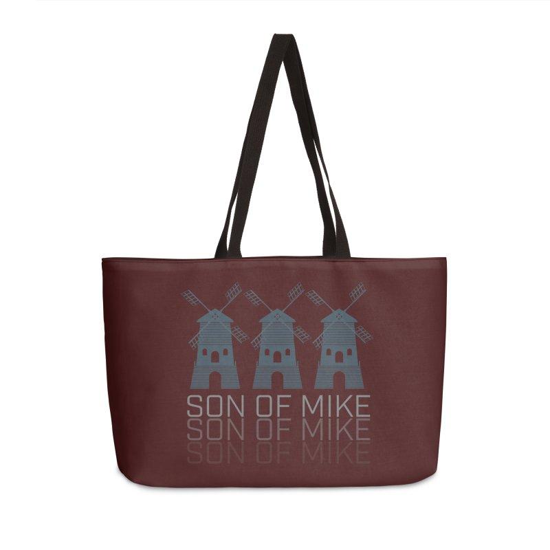 """Son of Mike """"Windmill III"""" Accessories Weekender Bag Bag by Turkeylegsray's Artist Shop"""