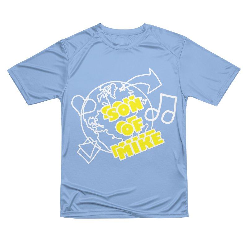 "Son of Mike ""World"" Women's Performance Unisex T-Shirt by Turkeylegsray's Artist Shop"