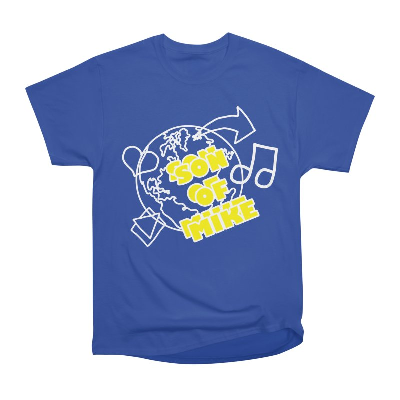 "Son of Mike ""World"" Women's Heavyweight Unisex T-Shirt by Turkeylegsray's Artist Shop"
