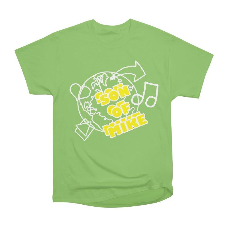 "Son of Mike ""World"" Men's Heavyweight T-Shirt by Turkeylegsray's Artist Shop"