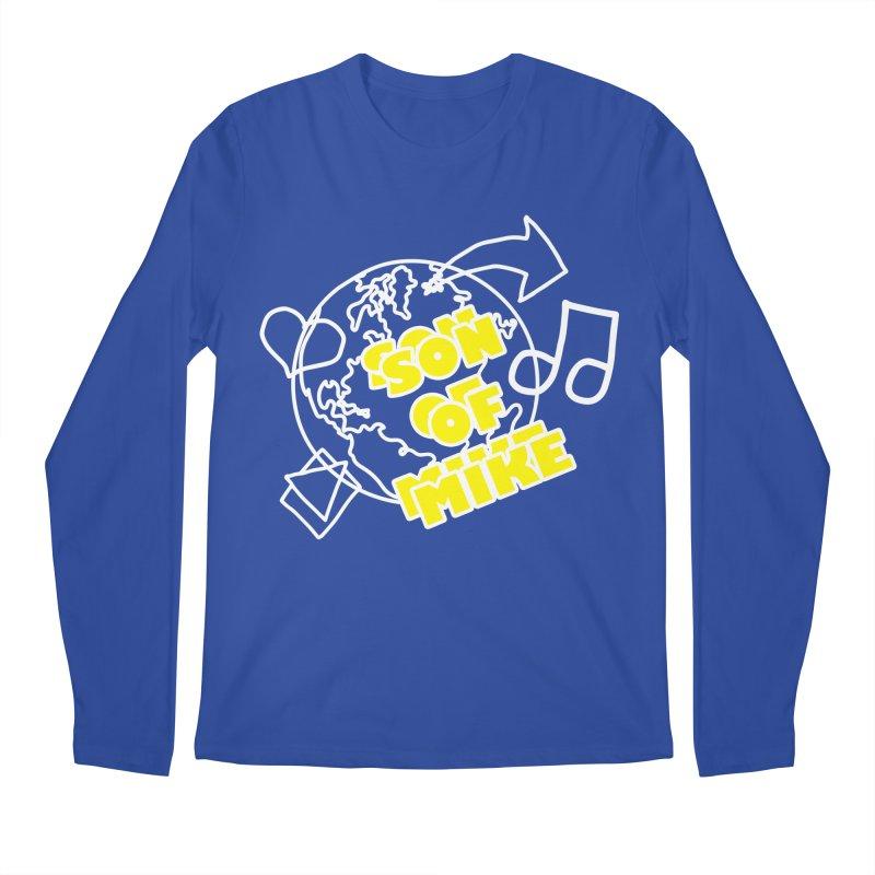 "Son of Mike ""World"" Men's Regular Longsleeve T-Shirt by Turkeylegsray's Artist Shop"