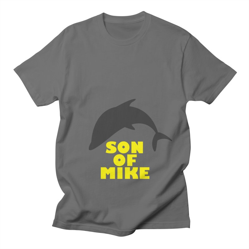 "Son of Mike ""Dolphin"" Men's T-Shirt by Turkeylegsray's Artist Shop"