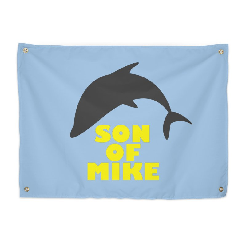 "Son of Mike ""Dolphin"" Home Tapestry by Turkeylegsray's Artist Shop"
