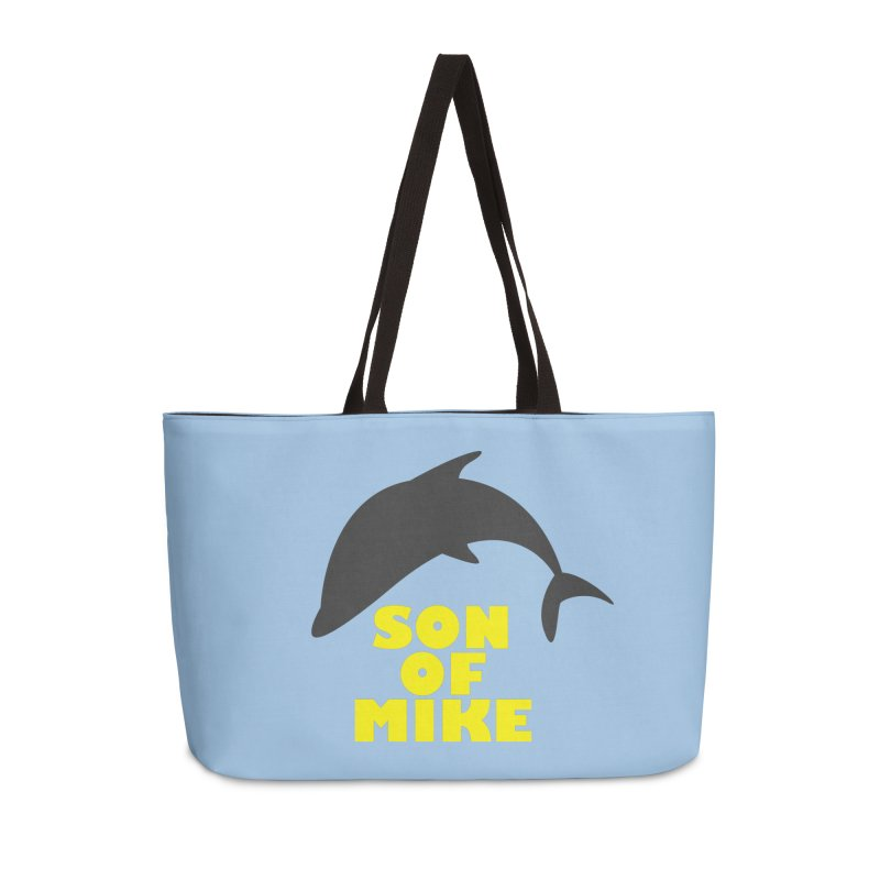 """Son of Mike """"Dolphin"""" Accessories Weekender Bag Bag by Turkeylegsray's Artist Shop"""