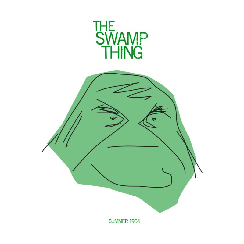 THE SWAMP THING by Turkeylegsray's Artist Shop