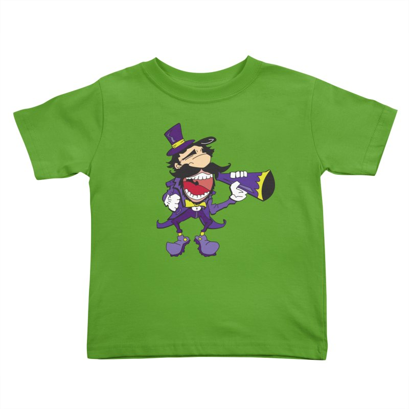 FAIR GUY Kids Toddler T-Shirt by Turkeylegsray's Artist Shop