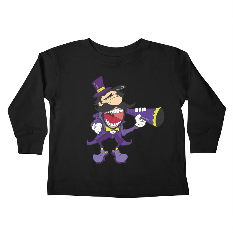 FAIR GUY Kids Toddler Longsleeve T-Shirt by Turkeylegsray's Artist Shop