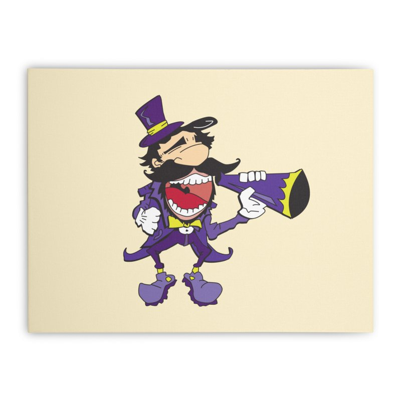 FAIR GUY Home Stretched Canvas by Turkeylegsray's Artist Shop