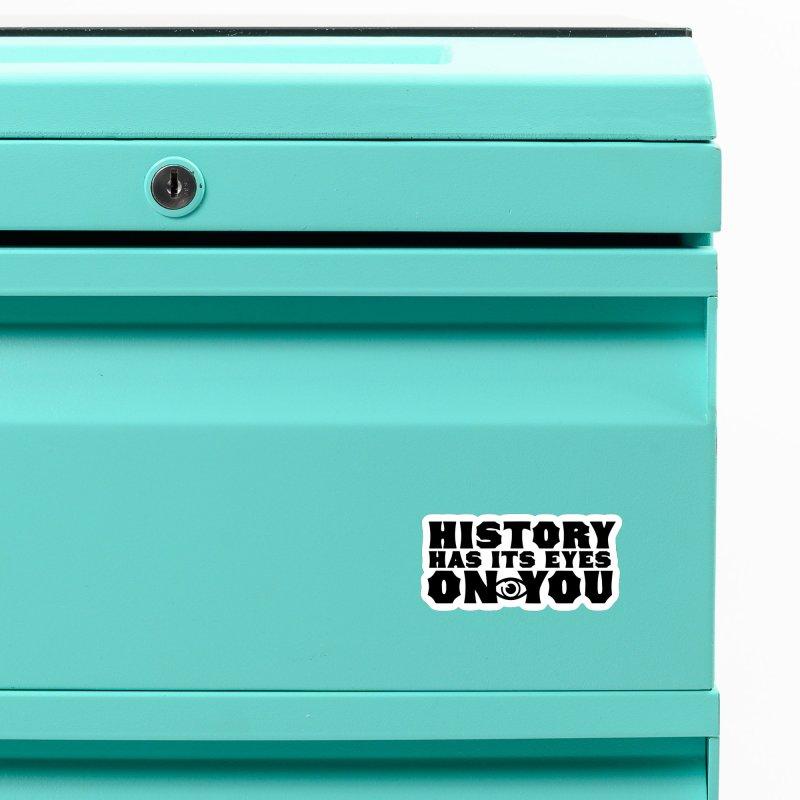 HISTORY Accessories Magnet by Turkeylegsray's Artist Shop