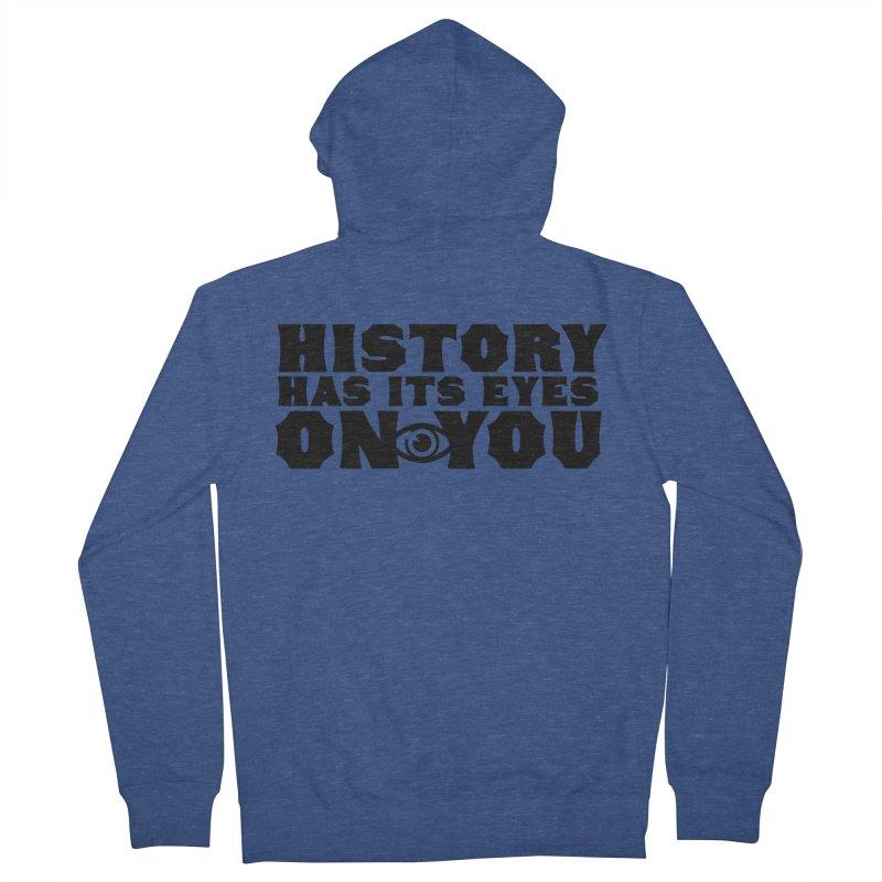 HISTORY Men's Zip-Up Hoody by Turkeylegsray's Artist Shop