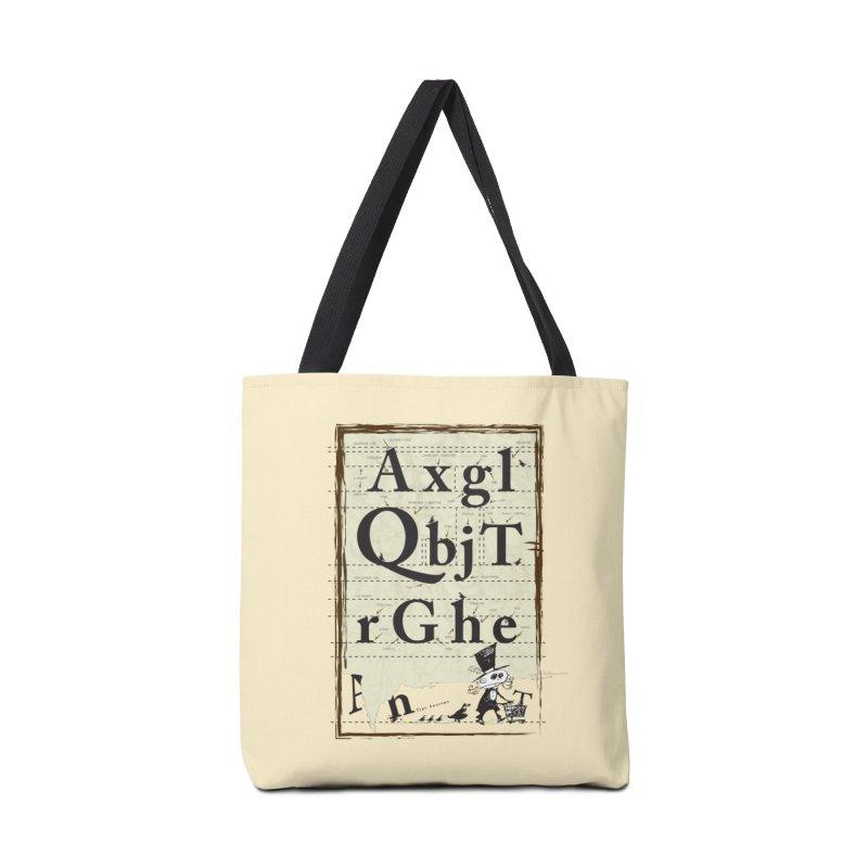 Type Accessories Bag by Turkeylegsray's Artist Shop