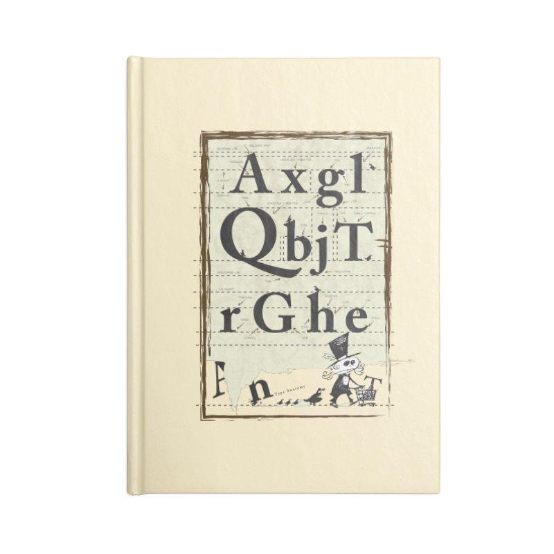 Type Accessories Notebook by Turkeylegsray's Artist Shop
