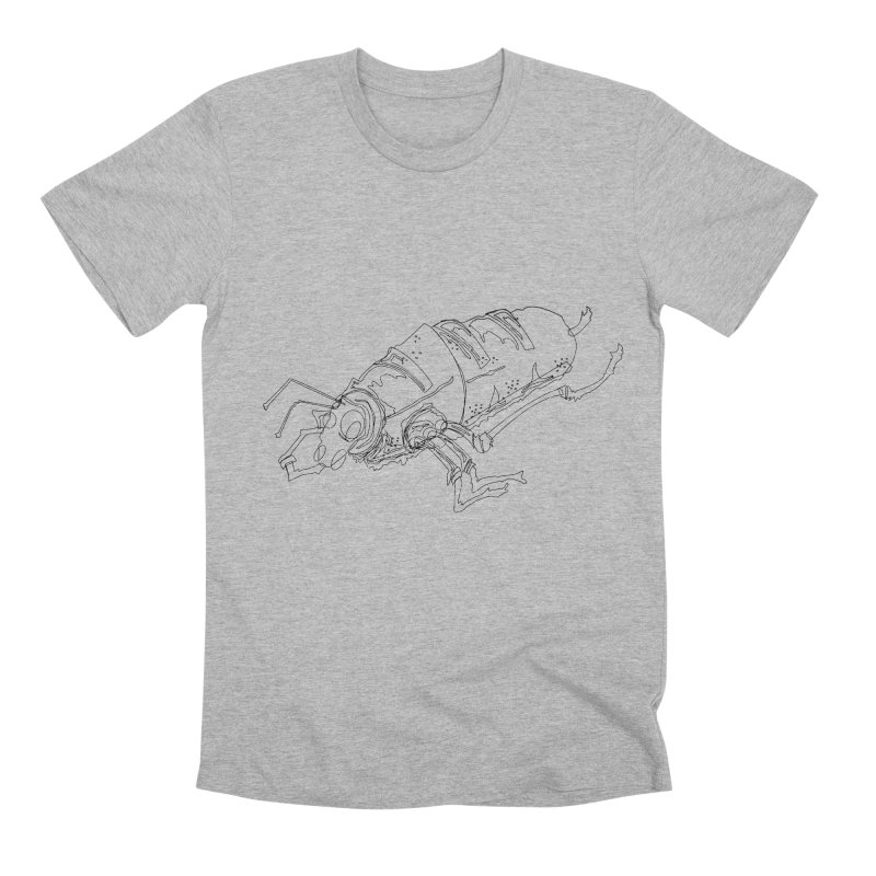 Bread Bug Men's T-Shirt by Turkeylegsray's Artist Shop