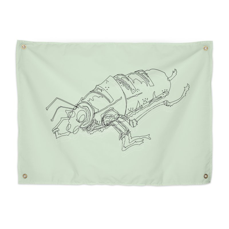 Bread Bug Home Tapestry by Turkeylegsray's Artist Shop