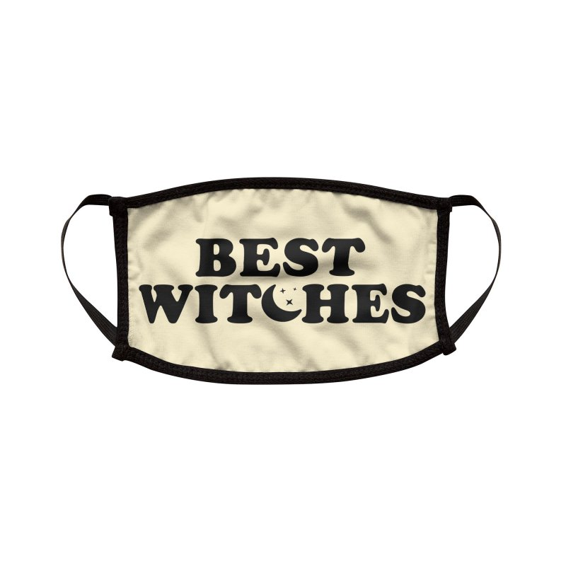 BEST WITCHES Accessories Face Mask by Turkeylegsray's Artist Shop