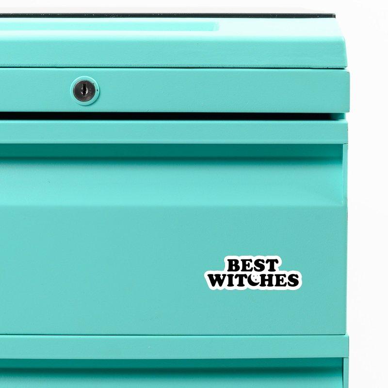 BEST WITCHES Accessories Magnet by Turkeylegsray's Artist Shop