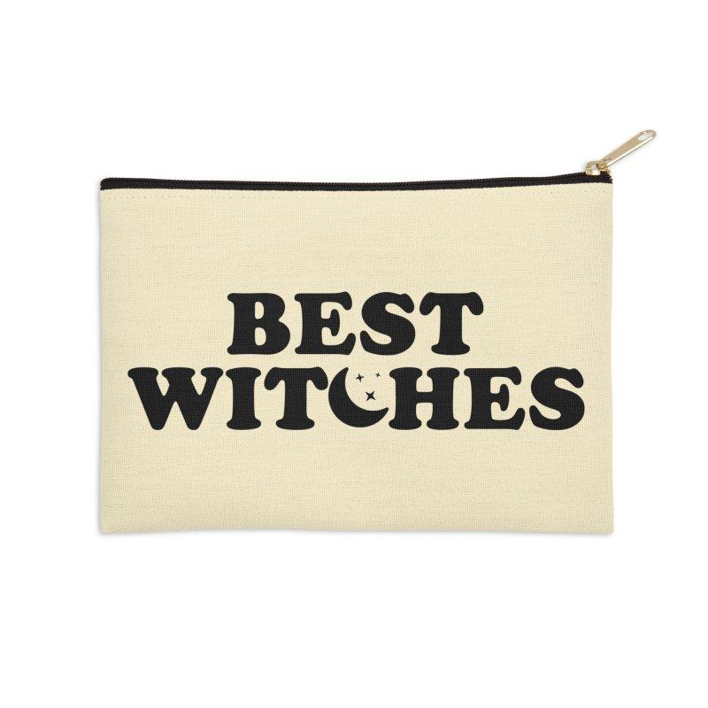 BEST WITCHES Accessories Zip Pouch by Turkeylegsray's Artist Shop