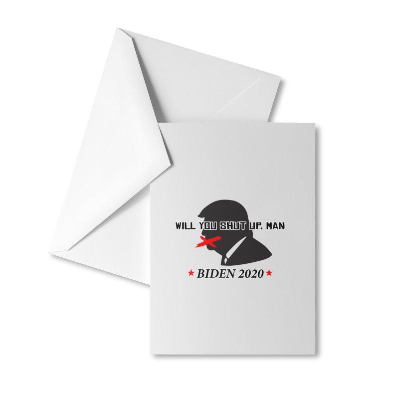 BIDEN 2020 Accessories Greeting Card by Turkeylegsray's Artist Shop