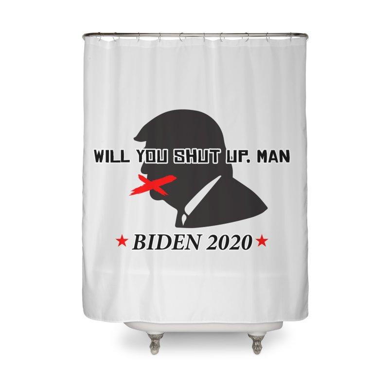 BIDEN 2020 Home Shower Curtain by Turkeylegsray's Artist Shop