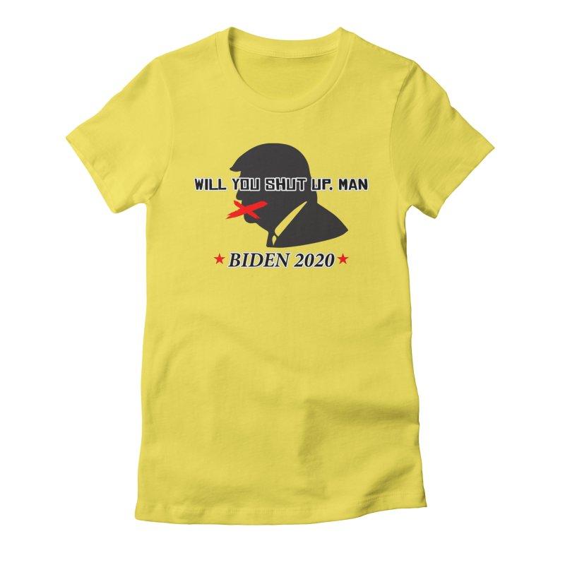 BIDEN 2020 Women's T-Shirt by Turkeylegsray's Artist Shop