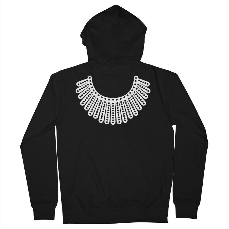 RBG Men's Zip-Up Hoody by Turkeylegsray's Artist Shop