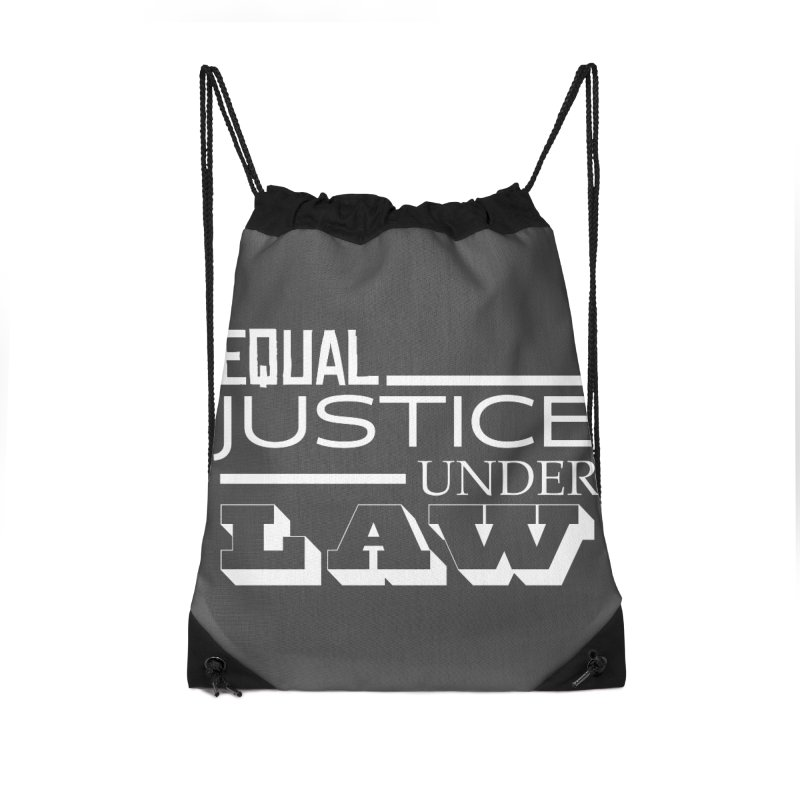 EQUAL JUSTICE Accessories Bag by Turkeylegsray's Artist Shop