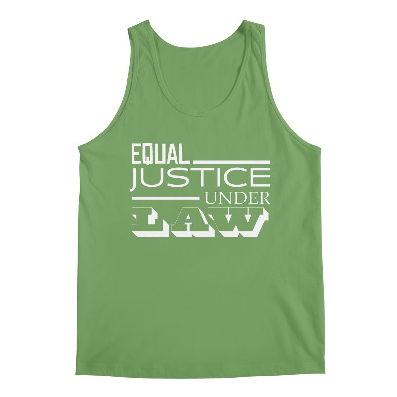 EQUAL JUSTICE Men's Tank by Turkeylegsray's Artist Shop