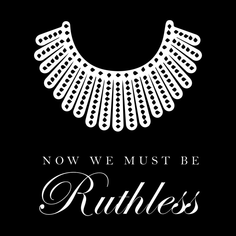 RUTHLESS Home Mounted Acrylic Print by Turkeylegsray's Artist Shop