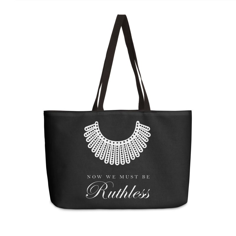 RUTHLESS Accessories Bag by Turkeylegsray's Artist Shop