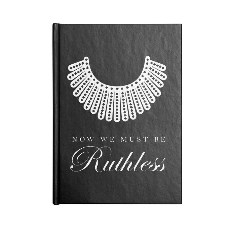 RUTHLESS Accessories Notebook by Turkeylegsray's Artist Shop