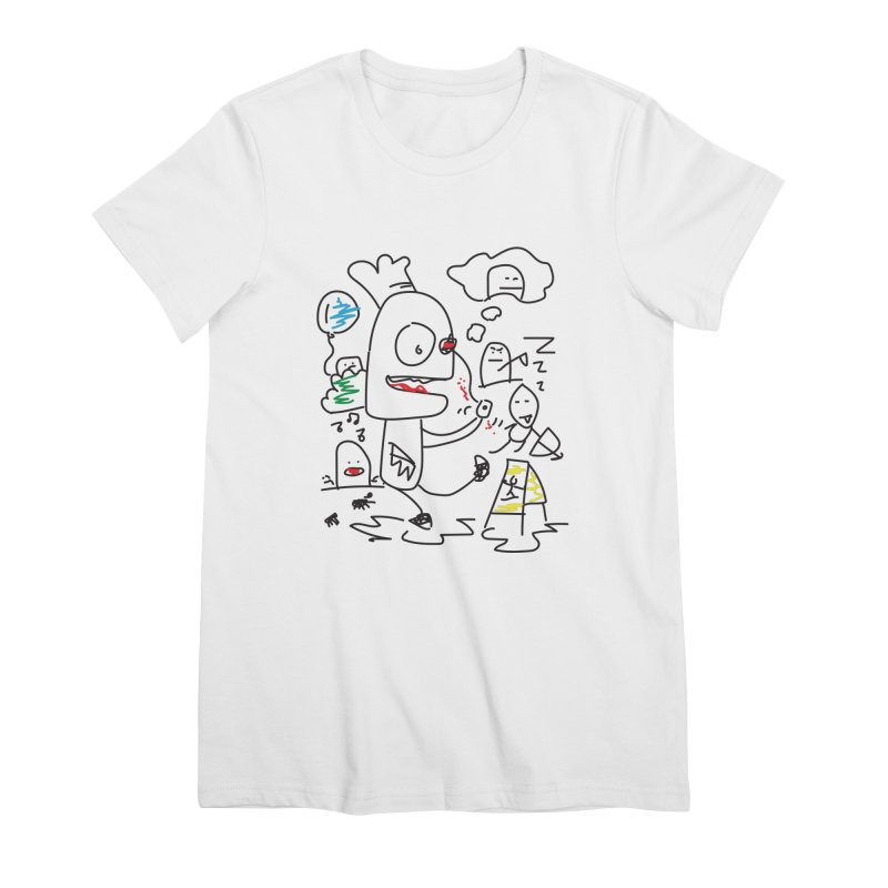 CHAOS Women's T-Shirt by Turkeylegsray's Artist Shop