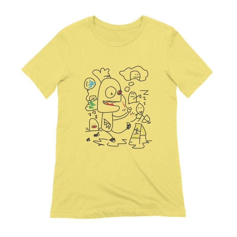 CHAOS Women's T-Shirt by Turkeylegsray's Artist Shop