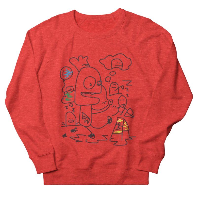 CHAOS Men's Sweatshirt by Turkeylegsray's Artist Shop