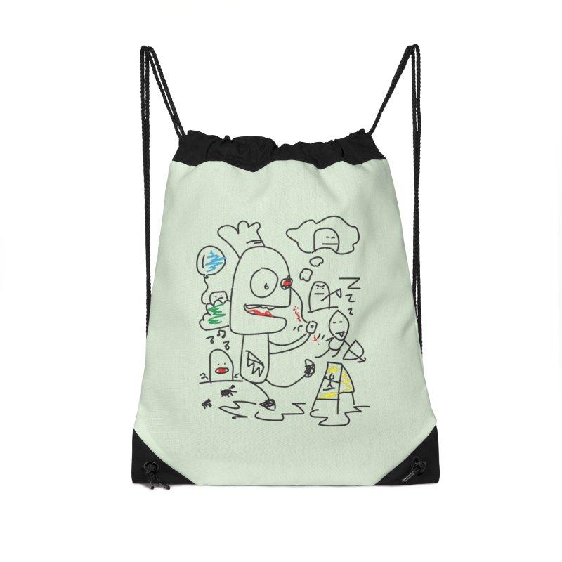 CHAOS Accessories Bag by Turkeylegsray's Artist Shop
