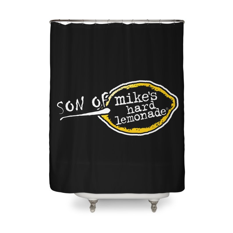 Son of Mike's Home Shower Curtain by Turkeylegsray's Artist Shop