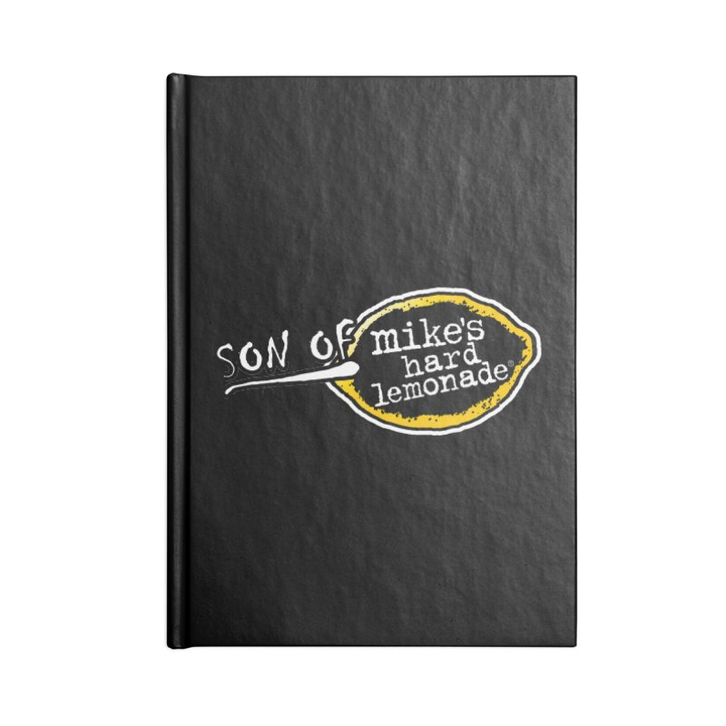 Son of Mike's Accessories Notebook by Turkeylegsray's Artist Shop