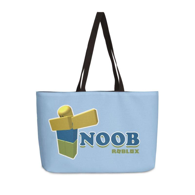 NOOB Accessories Bag by Turkeylegsray's Artist Shop