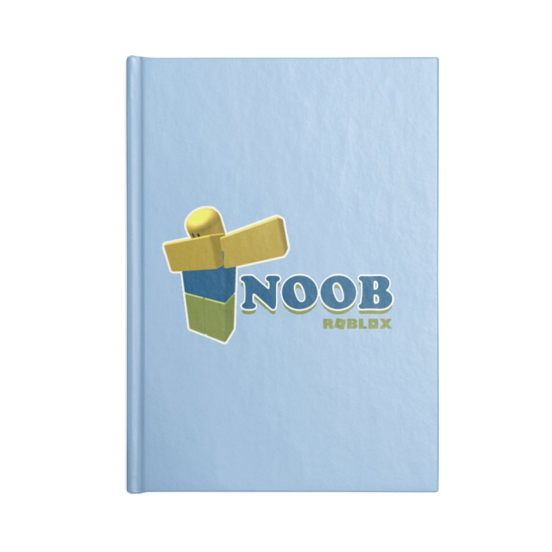 NOOB Accessories Notebook by Turkeylegsray's Artist Shop