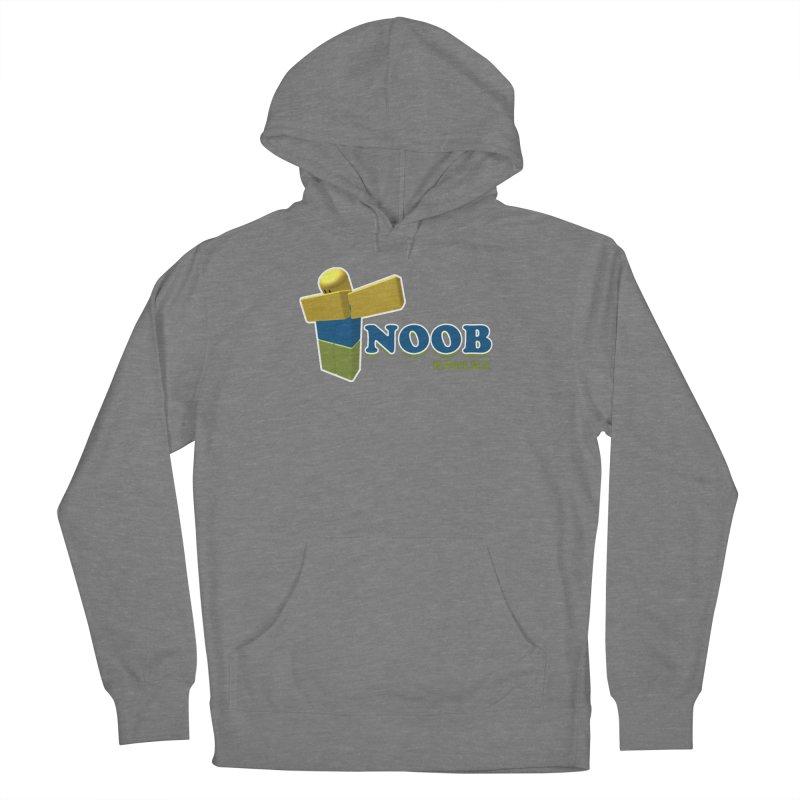 NOOB Women's Pullover Hoody by Turkeylegsray's Artist Shop