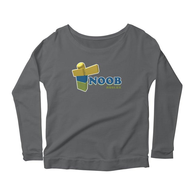 NOOB Women's Longsleeve T-Shirt by Turkeylegsray's Artist Shop