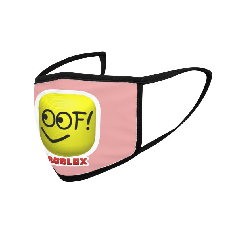 OOF! Accessories Face Mask by Turkeylegsray's Artist Shop
