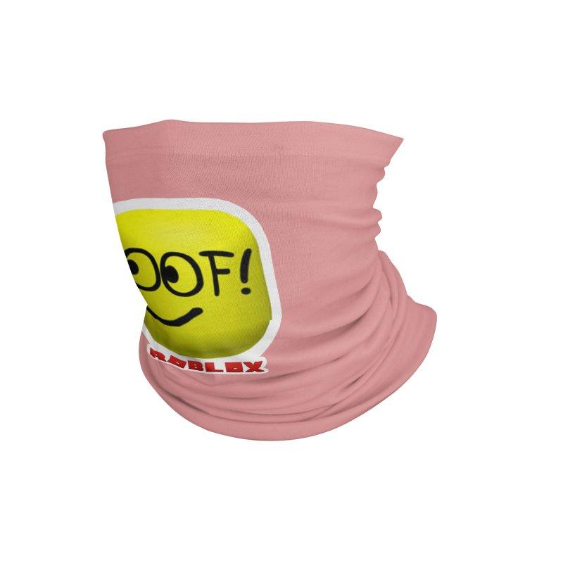 OOF! Accessories Neck Gaiter by Turkeylegsray's Artist Shop